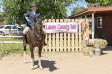 Lassen County Fair Horse Show 2016