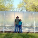 Mike & Kathy - Hoop House