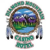 diamond mountain casino logo