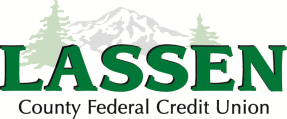 Lassen County Federal Credit union Logo